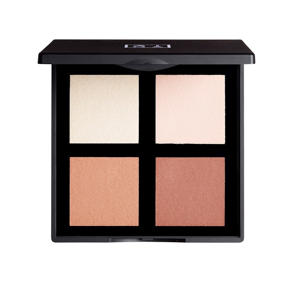 3INA Makeup   The Face Palette 600 Nude