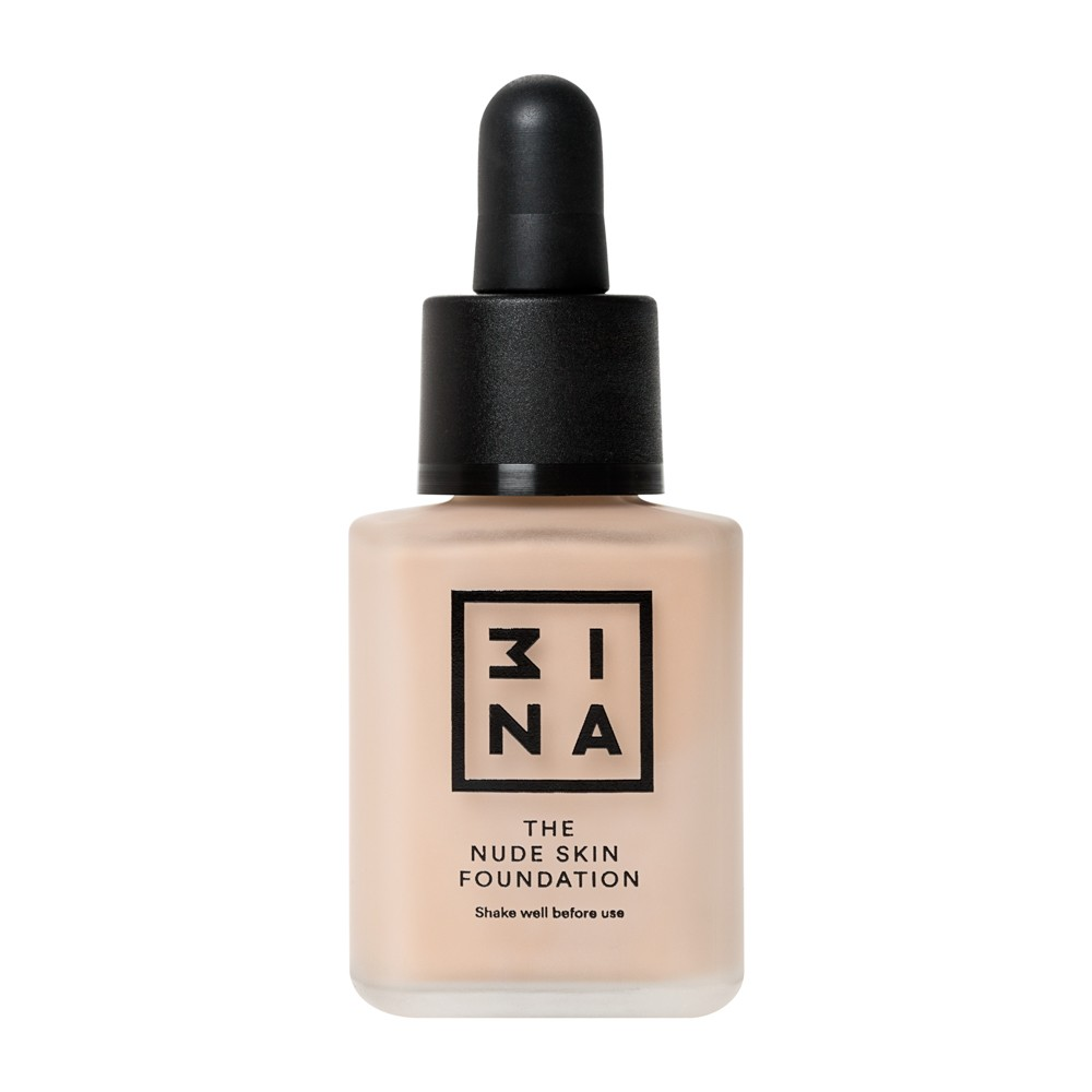3INA Makeup | The Nude Foundation 307 Matte | Vegan