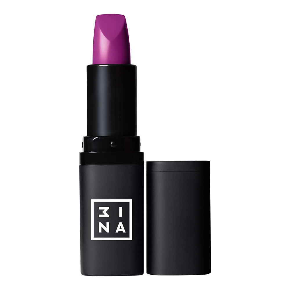 3INA Makeup | The Essential Lipstick 110 Purple