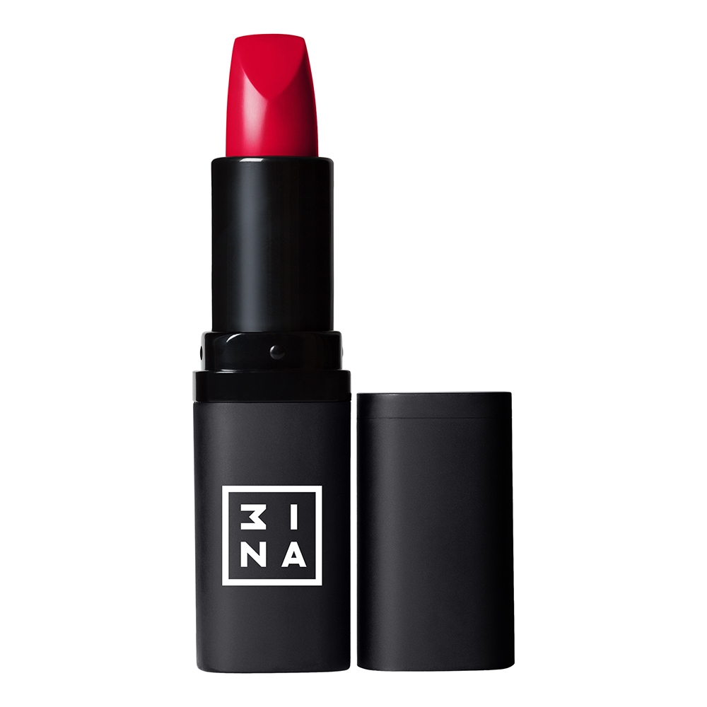 3INA Makeup | The Essential Lipstick 123 Red