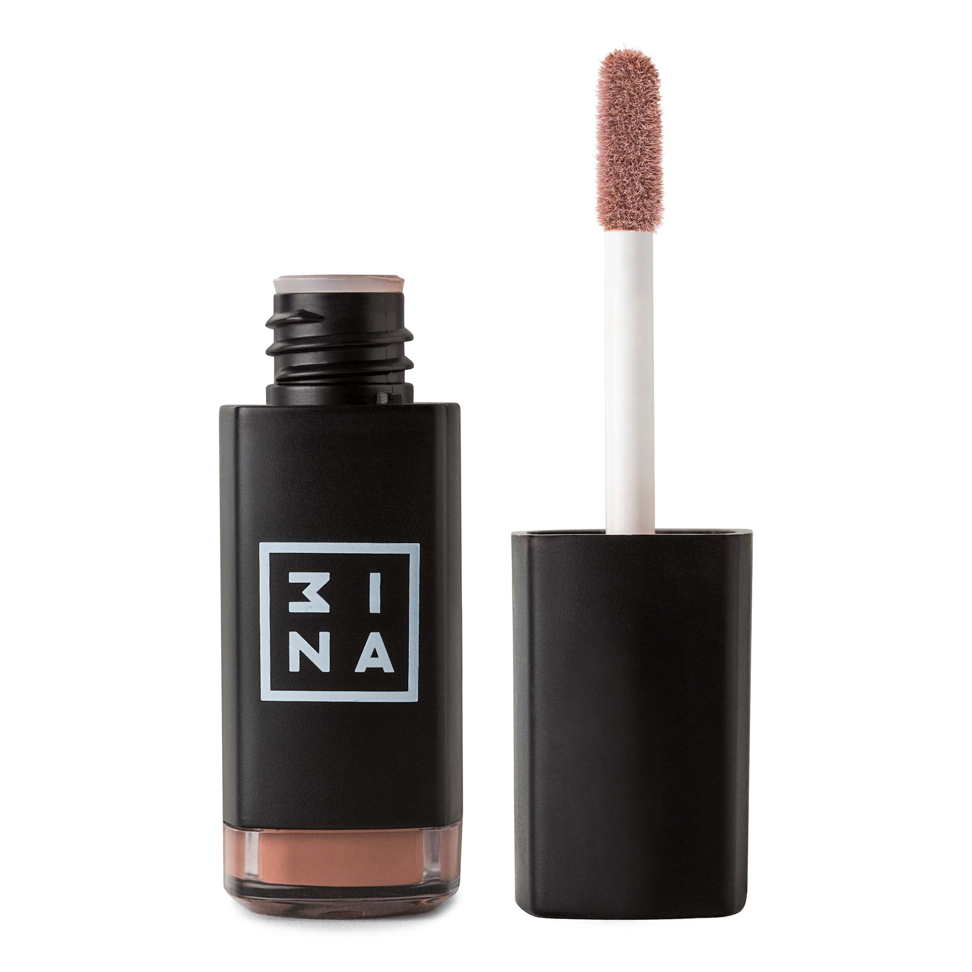 3INA Makeup | The Longwear Lipstick 516 Brown
