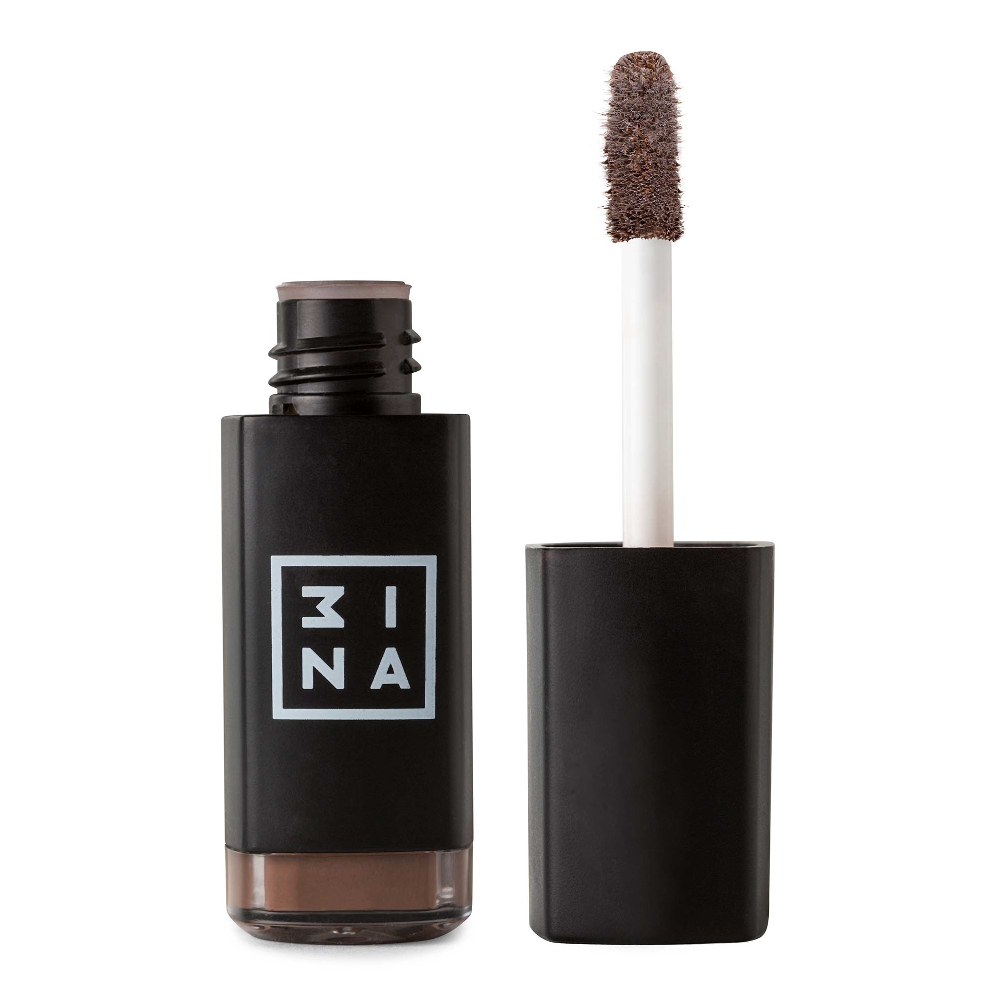 3INA Makeup | The Longwear Lipstick 518 Brown