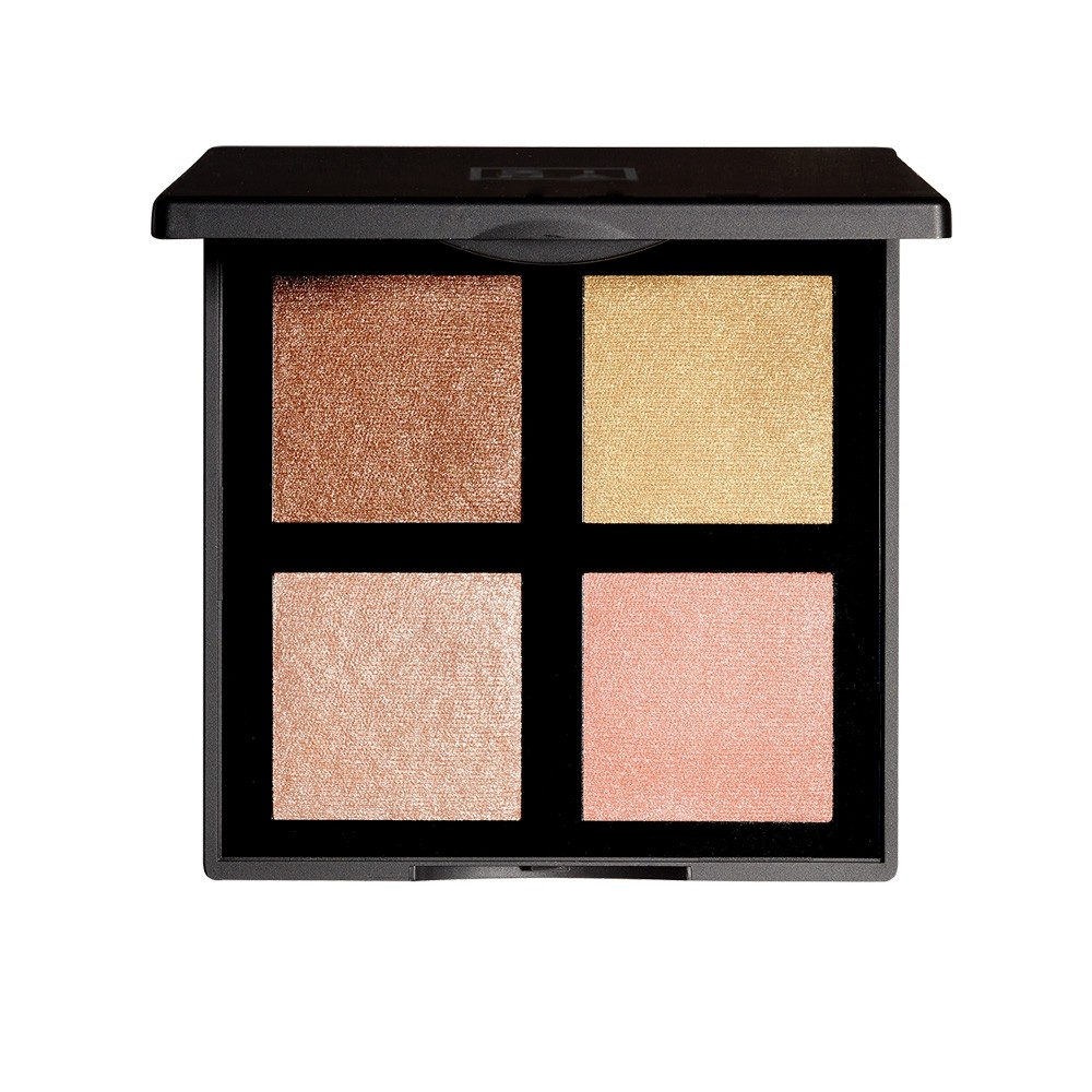 3INA Makeup | The Face Palette 600 Nude