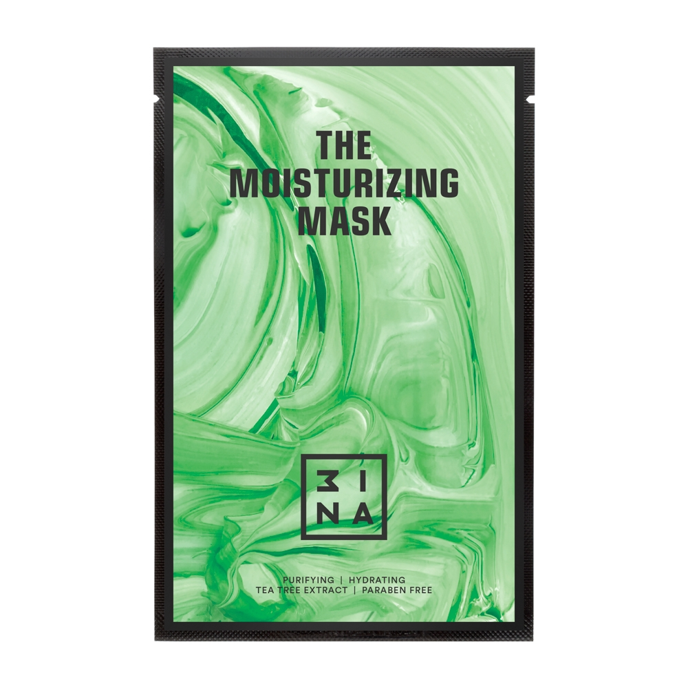3INA Makeup | The Moisturizing Mask  | Vegan