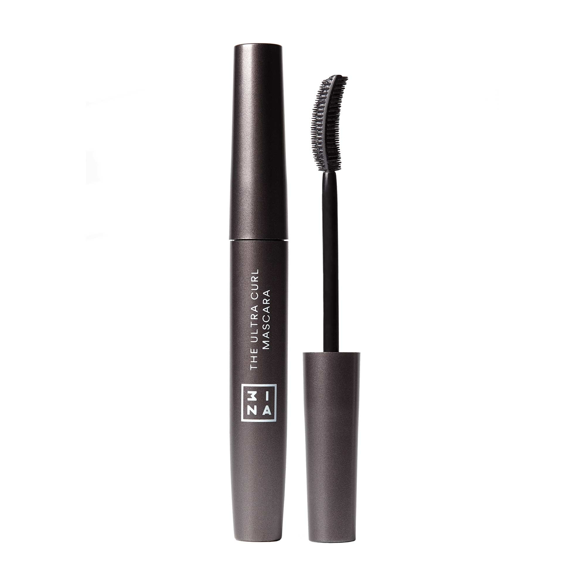 3INA Makeup | The Ultra Curl Mascara Black