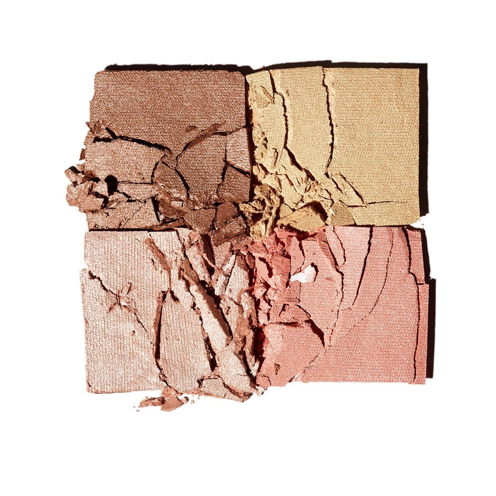 3INA Makeup | The Glowing Face Palette 601 Nude