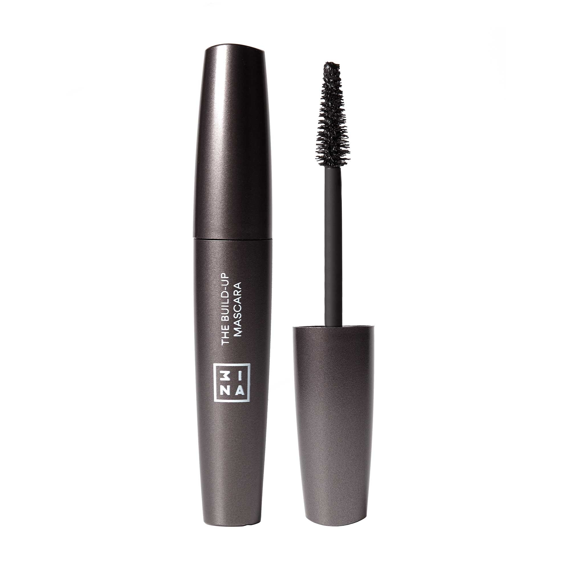 3INA Makeup | The Build-Up Mascara Black