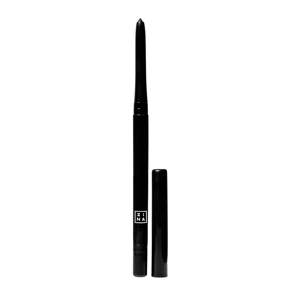 3INA Makeup | The Automatic Eye Pencil 301 Black