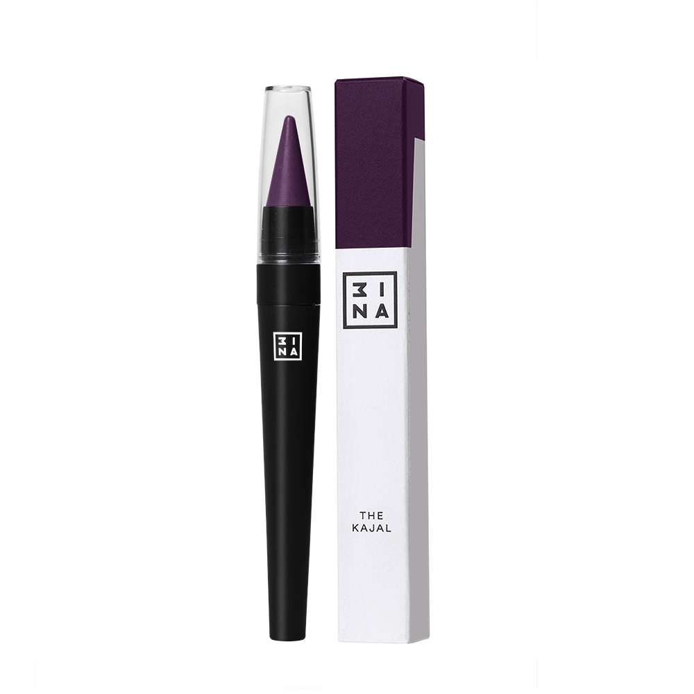 3INA Makeup | The Kajal 402 Purple