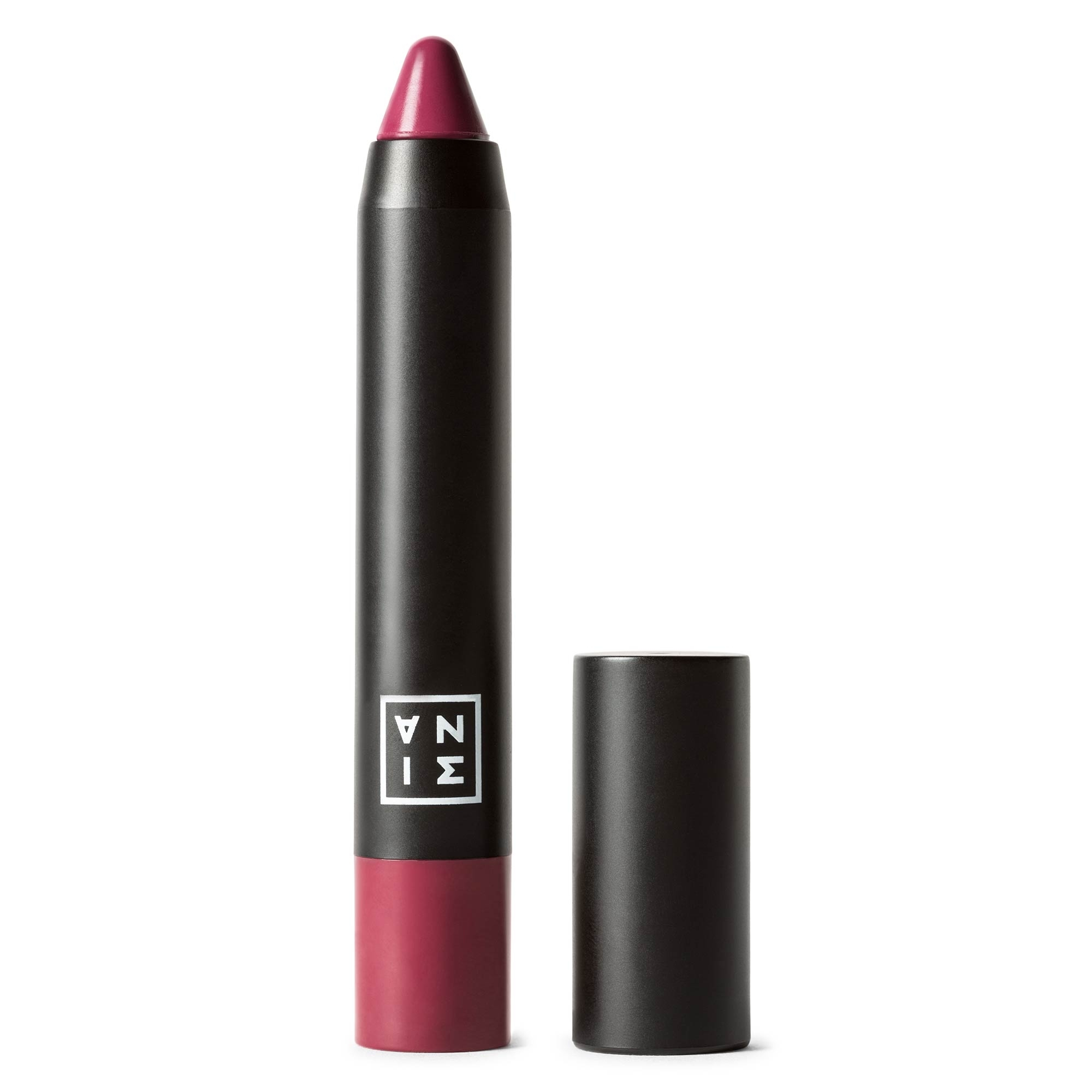 3INA Makeup | The Chubby Lipstick 117 Red