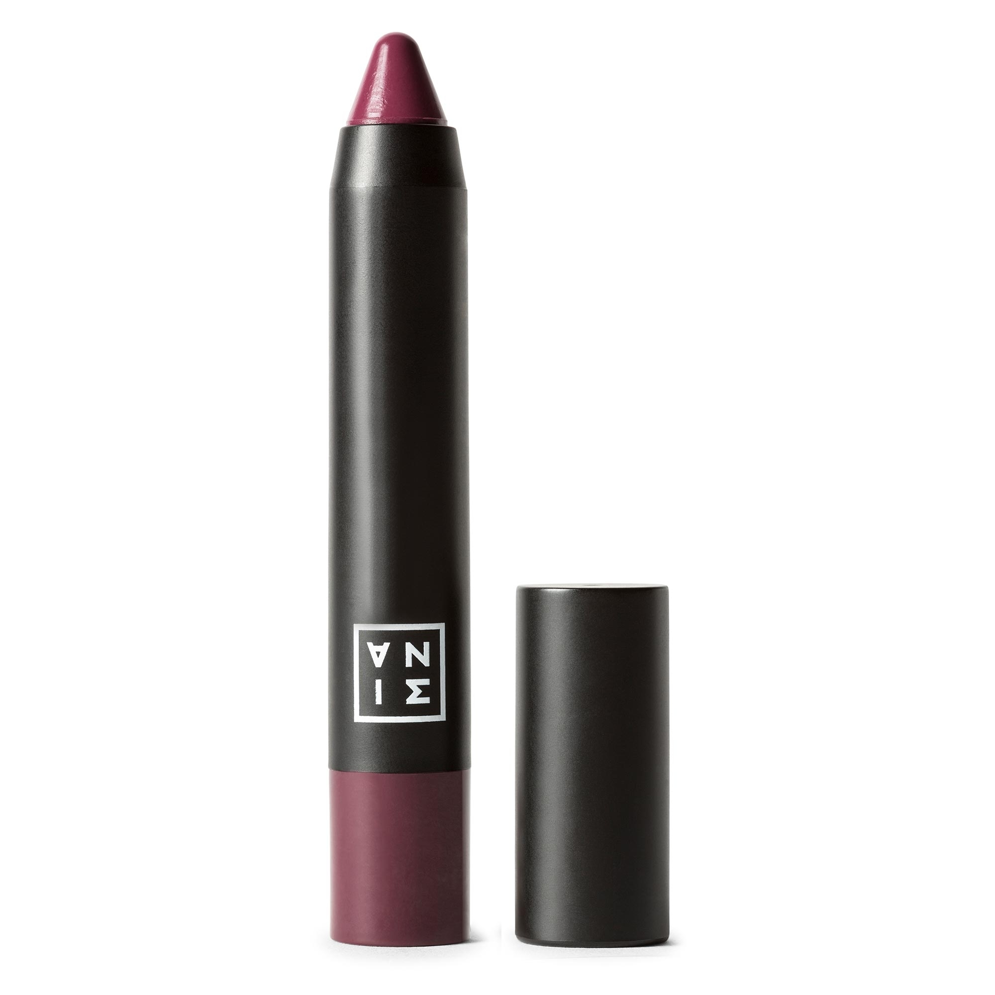 3INA Makeup | The Chubby Lipstick 119 Purple