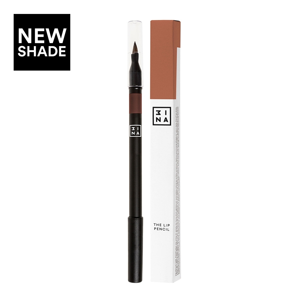 3INA Makeup | The Lip Pencil with Applicator 512 Brown